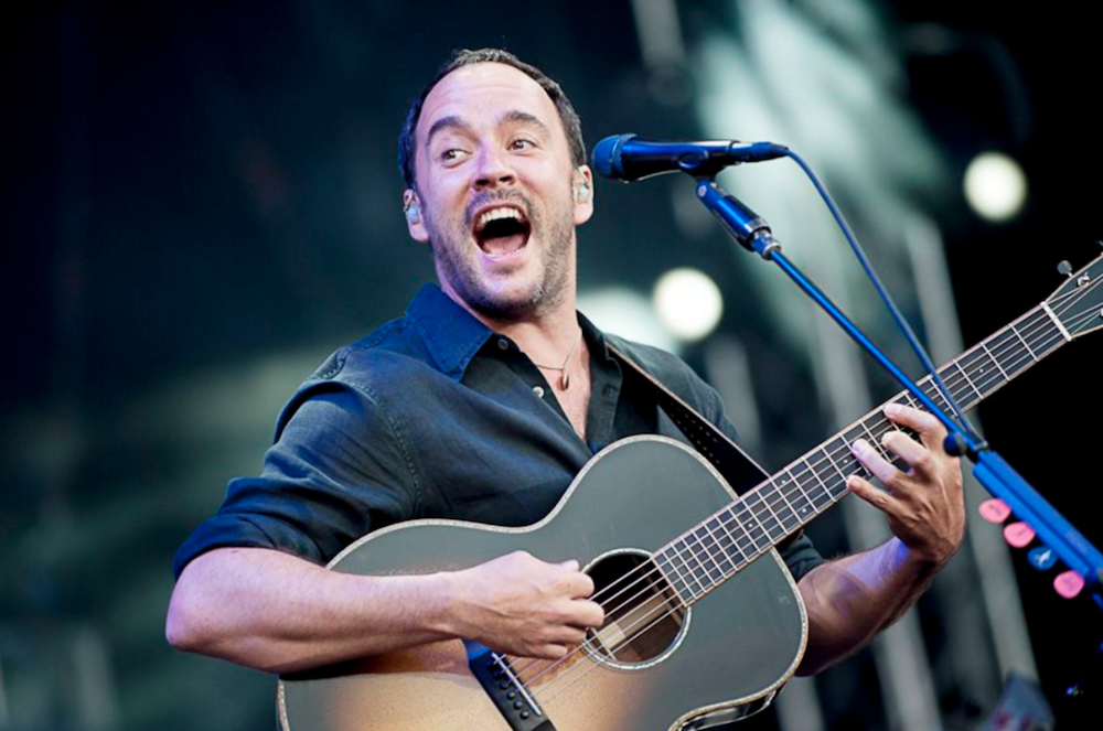Dave Matthews Band [CANCELLED] at BankPlus Amphitheater